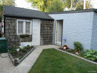 Photo 8: 304 Cordova Street in WINNIPEG: River Heights / Tuxedo / Linden Woods Residential for sale (South Winnipeg)  : MLS®# 1420618
