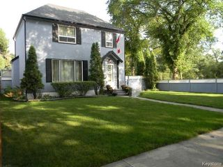 Photo 1: 304 Cordova Street in WINNIPEG: River Heights / Tuxedo / Linden Woods Residential for sale (South Winnipeg)  : MLS®# 1420618