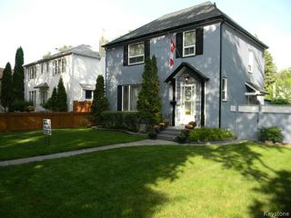 Photo 2: 304 Cordova Street in WINNIPEG: River Heights / Tuxedo / Linden Woods Residential for sale (South Winnipeg)  : MLS®# 1420618