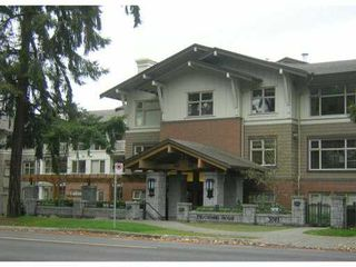 Main Photo: # 417 2083 W 33RD AV in Vancouver: Quilchena Condo for sale (Vancouver West)  : MLS®# V1077450