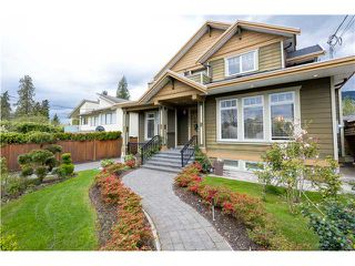 Main Photo: Fulton Avenue in West Vancouver: Dundarave House for rent