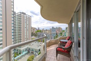 Photo 15: 1202 717 JERVIS STREET in Vancouver: West End VW Condo for sale (Vancouver West)  : MLS®# R2275927