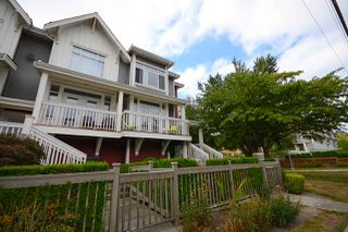 Photo 1: 1 4388 MONCTON STREET in Richmond: Steveston South Townhouse for sale : MLS®# R2303959