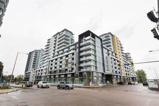 """Photo 1: 906 3333 SEXSMITH Road in Richmond: West Cambie Condo for sale in """"SORRENTO EAST"""" : MLS®# R2410522"""