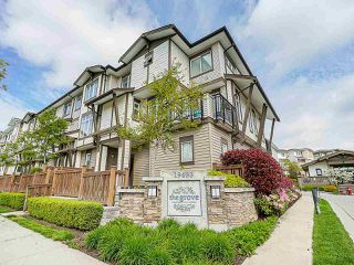 "Photo 1: 89 19433 68 Avenue in Surrey: Clayton Townhouse for sale in ""THE GROVE"" (Cloverdale)  : MLS®# R2454192"