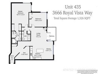 Photo 2: 435 3666 Royal Vista Way in COURTENAY: CV Crown Isle Condo for sale (Comox Valley)  : MLS®# 843132