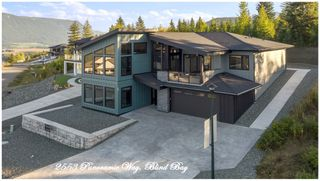 Photo 1: 2553 Panoramic Way in Blind Bay: Highlands House for sale : MLS®# 10217587