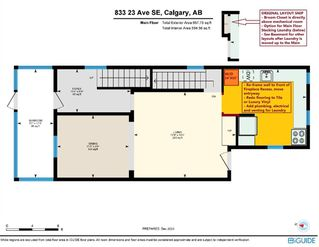 Photo 43: 833 23 Avenue SE in Calgary: Ramsay Detached for sale : MLS®# A1054731
