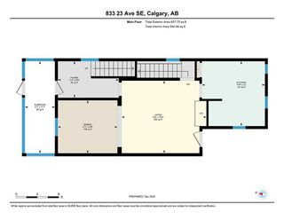 Photo 9: 833 23 Avenue SE in Calgary: Ramsay Detached for sale : MLS®# A1054731