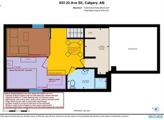 Photo 42: 833 23 Avenue SE in Calgary: Ramsay Detached for sale : MLS®# A1054731
