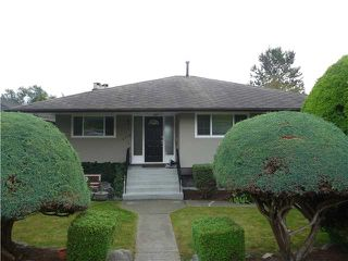 Main Photo: 4172 BOXER Street in Burnaby: South Slope House for sale (Burnaby South)  : MLS®# V930470