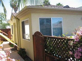 Photo 1: SAN DIEGO House for sale : 1 bedrooms : 1871 Hornblend St. in PACIFIC BEACH