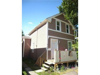 Photo 1: 642 Stella Avenue in WINNIPEG: North End Residential for sale (North West Winnipeg)  : MLS®# 1215740