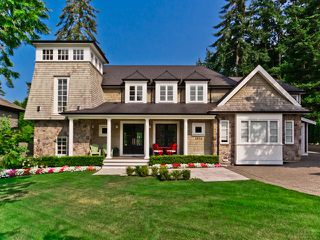 "Photo 1: 2898 146A Street in Surrey: Elgin Chantrell House for sale in ""ELGIN RIDGE"" (South Surrey White Rock)  : MLS®# F1220552"