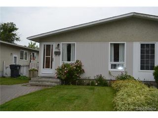 Photo 1: 2916 33rd Street West in Saskatoon: Westview Heights Semi-Detached for sale (Saskatoon Area 05)  : MLS®# 440512