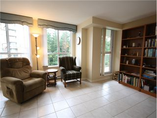 """Photo 7: 1202 5615 HAMPTON Place in Vancouver: University VW Condo for sale in """"THE BALMORAL"""" (Vancouver West)  : MLS®# V979021"""