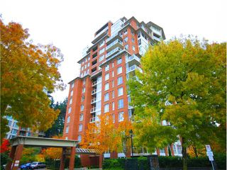 """Photo 2: 1202 5615 HAMPTON Place in Vancouver: University VW Condo for sale in """"THE BALMORAL"""" (Vancouver West)  : MLS®# V979021"""