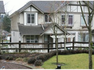"Photo 1: 88 4401 BLAUSON Boulevard in Abbotsford: Abbotsford East Townhouse for sale in ""The Sage at Auguston"" : MLS®# F1303055"
