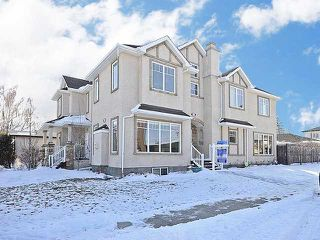 Main Photo: 2401 32 Street SW in CALGARY: Killarney Glengarry Residential Attached for sale (Calgary)  : MLS®# C3556858