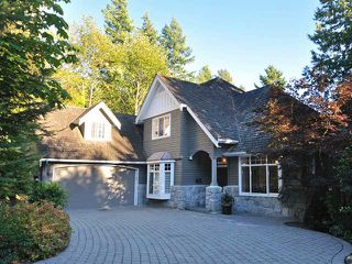 Photo 1: 4650 HEADLAND Drive in West Vancouver: Caulfeild House for sale : MLS®# V998942