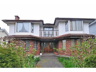 Photo 1: 3933 GEORGIA Street in Burnaby: Willingdon Heights House for sale (Burnaby North)  : MLS®# V1000207