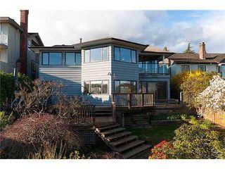 Photo 8: 2260 NELSON Ave: Dundarave Home for sale ()  : MLS®# V941893