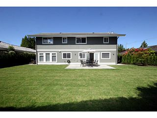 "Photo 20: 86 DEERFIELD Drive in Tsawwassen: Pebble Hill House for sale in ""DEERFIELD"" : MLS®# V1009641"