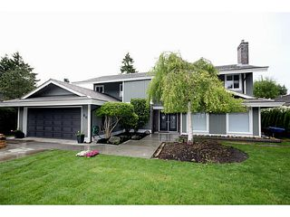 "Photo 2: 86 DEERFIELD Drive in Tsawwassen: Pebble Hill House for sale in ""DEERFIELD"" : MLS®# V1009641"