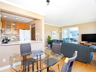 Photo 6: 302 1540 MARINER Walk in Vancouver: False Creek Condo for sale (Vancouver West)  : MLS®# V1016091