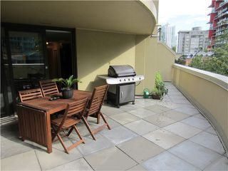 Photo 1: # 205 789 DRAKE ST in Vancouver: Downtown VW Condo for sale (Vancouver West)  : MLS®# V1025547