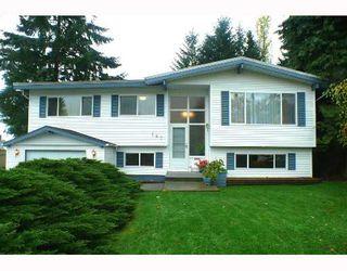 Photo 1: 487 CULZEAN PL in Port Moody: Glenayre House for sale : MLS®# V742718