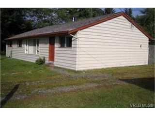 Photo 2:  in PORT RENFREW: Sk Port Renfrew Single Family Detached for sale (Sooke)  : MLS®# 379526