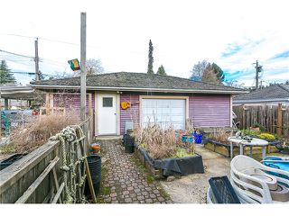 Photo 19: 2149 W 59TH AV in Vancouver: S.W. Marine House for sale (Vancouver West)  : MLS®# V1106757
