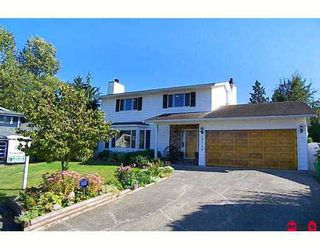 "Photo 1: 19740 51ST AV in Langley: Langley City House for sale in ""EAGLE HEIGHTS"" : MLS®# F2619867"