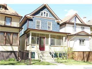 Photo 1: 753 Fleet Avenue in Winnipeg: Single Family Detached for sale : MLS®# 1611573