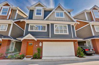 Main Photo: #44 - 15988 32 Avenue in Surrey: Morgan Creek Townhouse for sale (South Surrey White Rock)