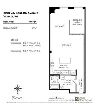Photo 20: 210 237 E 4TH AVENUE in Vancouver: Mount Pleasant VE Condo for sale (Vancouver East)  : MLS®# R2239279