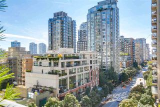 Photo 12: 807 969 RICHARDS STREET in Vancouver: Downtown VW Condo for sale (Vancouver West)  : MLS®# R2322319