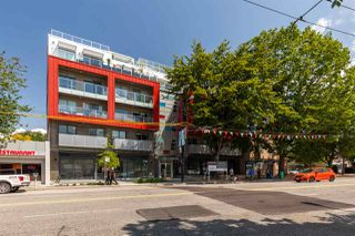 Main Photo: PH501 379 E BROADWAY in Vancouver: Mount Pleasant VE Condo for sale (Vancouver East)  : MLS®# R2394605
