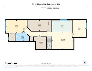 Photo 35: 7915 13 Avenue in Edmonton: Zone 53 House for sale : MLS®# E4192171