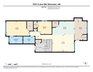 Photo 34: 7915 13 Avenue in Edmonton: Zone 53 House for sale : MLS®# E4192171