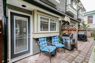Photo 25: 1644 E GEORGIA STREET in Vancouver: Hastings Townhouse for sale (Vancouver East)  : MLS®# R2480572