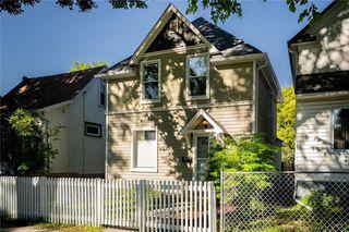 Photo 1: 776 Ashburn Street in Winnipeg: Polo Park Residential for sale (5C)  : MLS®# 202022753