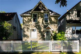 Photo 2: 776 Ashburn Street in Winnipeg: Polo Park Residential for sale (5C)  : MLS®# 202022753