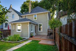 Photo 28: 776 Ashburn Street in Winnipeg: Polo Park Residential for sale (5C)  : MLS®# 202022753