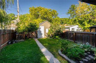 Photo 27: 776 Ashburn Street in Winnipeg: Polo Park Residential for sale (5C)  : MLS®# 202022753