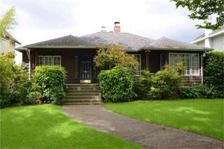 Main Photo: 1575 W 29TH Avenue in Vancouver: Shaughnessy House for sale (Vancouver West)  : MLS®# R2523074
