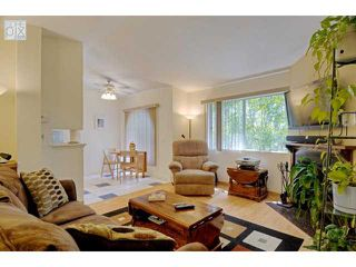 Photo 2: CITY HEIGHTS Townhome for sale : 2 bedrooms : 3625 43rd Street #1 in San Diego