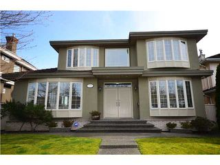 Photo 1: 5482 MACKIE Street in Vancouver: Cambie House for sale (Vancouver West)  : MLS®# V994980