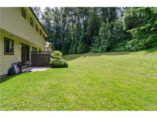 "Photo 19: # 15 21960 RIVER RD in Maple Ridge: West Central Townhouse for sale in ""Foxborough Hills"" : MLS®# V1011348"